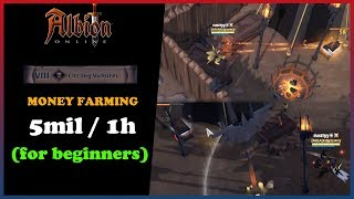 Albion Online | CV Chests silver farming | Beginner Friendly | 5 mil in 1 hour