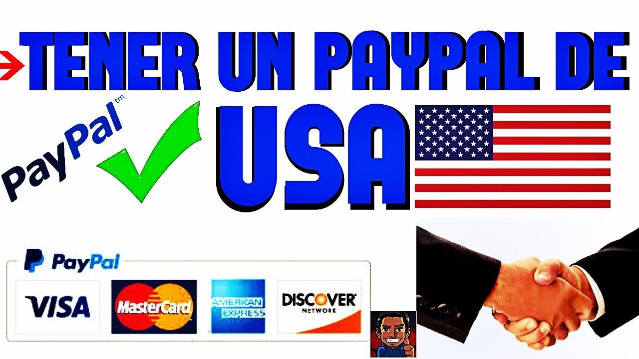 Paypal En Espanol Usa