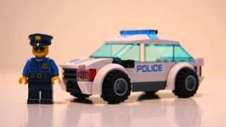 Lego City 2014 - #60042 Biljakten!