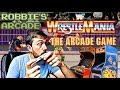 WWF WrestleMania The Arcade Game - The First Truly Great Wrestling Game