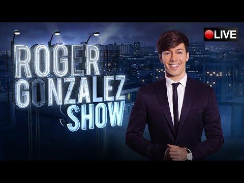 EPISODIO 7 - ROGER GONZALEZ SHOW - Fernanfloo | Gaby Meza | Lost en el Gabacho | Mariano Palacios