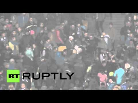 Ukraine: Black fans attacked by Dynamo Kiev supporters, UEFA to investigate