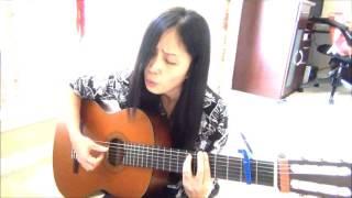 Trộm Nhìn Nhau (guitar cover)_ TT