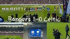 Rangers 1-0 Celtic 29th December 2018 - GLASGOWS BLUE & WHITE