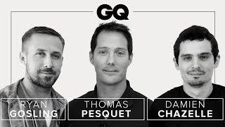 Ryan Gosling x Thomas Pesquet x Damien Chazelle. Rencontre de l