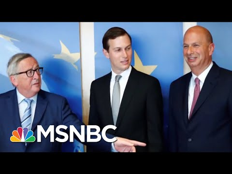 White House Declares War On Impeachment Inquiry - The Day That Was | MSNBC