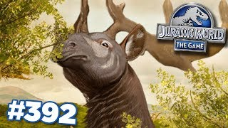 A New Hybrid On The Horizon!!! | Jurassic World - The Game - Ep392 HD