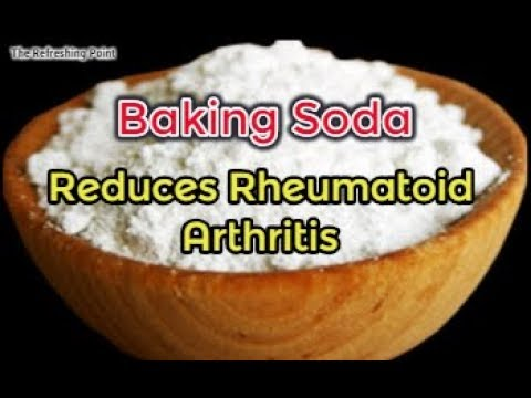 Baking Soda May Help Reduce Arthritis & Other Inflammatory Conditions