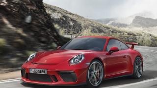 Essai Porsche 911 GT3 (2017)