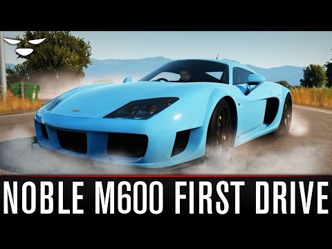 Forza Horizon 2 | Noble M600 – First Drive