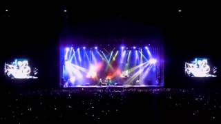 Linkin Park Wroclaw Stadium live - Blackout , Papercut 2014 Stadion Wrocław
