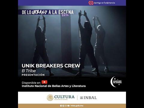 UnikBreakers Crew / B Tribe / Coordinación Nacional de Danza / INBAL