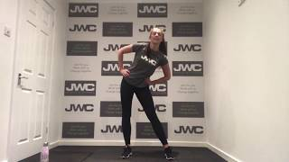 #CoachBecky 25 minute EMOM home workout