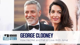 For one of george clooney's first dates with amal he took her to abbey road studios watch a 150-piece orchestra score his movies. subscribe mor...