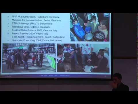 RI Seminar: Raffaello D'Andrea: Robustness by Necessity