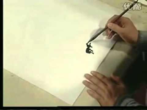 徐建明 – Landscape Chinese Painting with Composition Study for Beginners Part 1.mp4