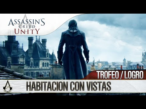 Assassin's Creed Unity | Guia Walkthrough Español | Guía de Trofeo / Logro | Habitación con vistas
