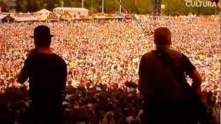 Racoon op Pinkpop 2012 - Feel Like Flying -
