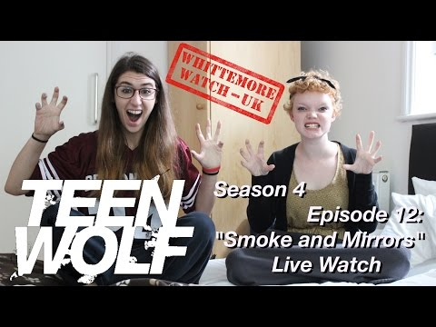 "Fangirl Live Watches Teen Wolf's ""Smoke and Mirrors"""