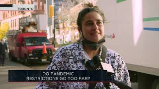 Do pandemic restrictions go too far? | Outburst