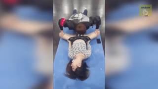 Jav maen di tempat gym