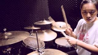 Avenged Sevenfold - A Little Piece Of Heaven (Drum Cover)