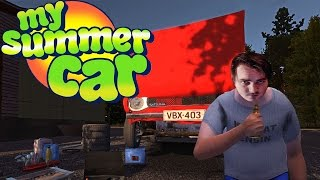 Нарезка стрима My Summer Car