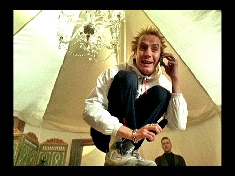 RHYS IFANS-DOING YOGA-THE 51st STATE