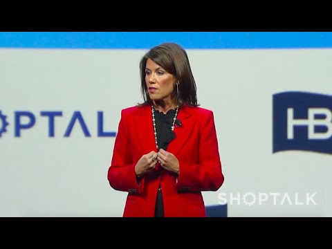 Helena Foulkes, CEO, Hudson's Bay Company - YouTube