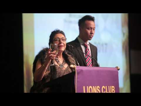 2017 The Lions Club of Sydney Chinese Charity Ball