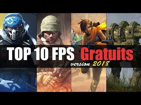 Top FPS gratuits 2018 sur PC