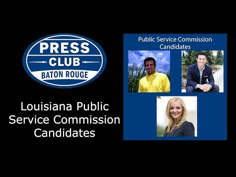 Press Club - 10/02/17 - Public Service Commission Candidates
