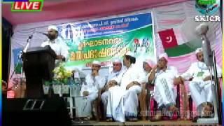 Usthad Nasar Faisi  Koodathayi  Ambalakkandy  live  25-04-2015