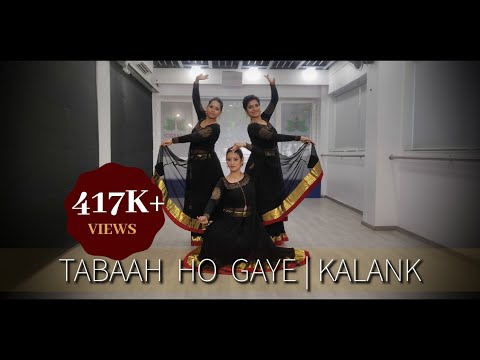 TABAAH HO GAYE|KALANK|MADHURI DIXIT|SNEHA KAPOOR|VINTI IDNANI|DIKSHA RAWAT
