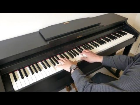 """[Piano Cover] """"The Only Ones Who Know"""" by the Arctic Monkeys"""