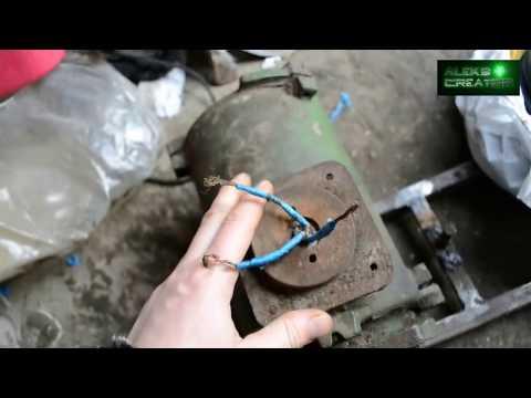 Как собрать компрессор , что для этого нужно и какой расход .