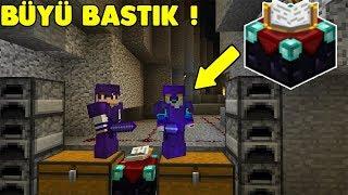 İtemlere BÜyÜ Bastik ! Minecraft Maden Challenge W/minelord