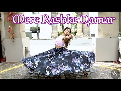 Mere Rashke Qamar | Baadshaho | Choreography By Veena | Harleen Kaur Fashion