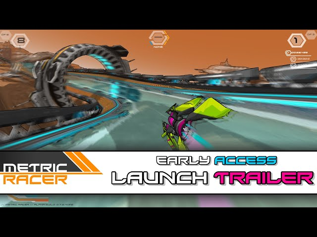 // Metric Racer - Early Access Trailer