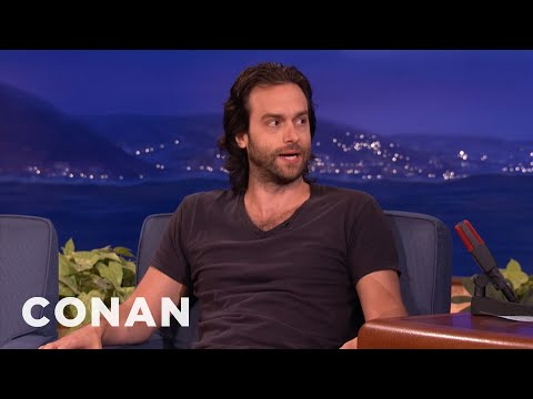 Chris D'Elia On Vining Behind The Wheel