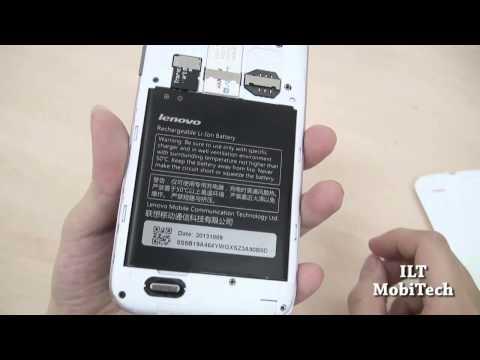 Lenovo A859 Dual SIM Review
