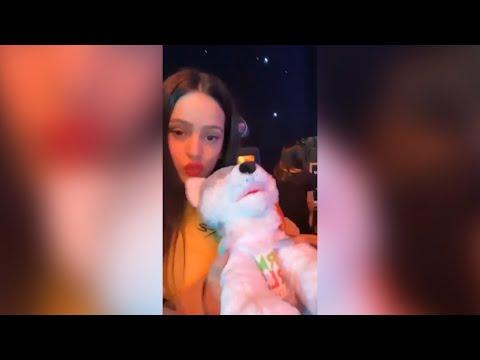 Rosalía acude al cumpleaños de la hija de Kylie Jenner