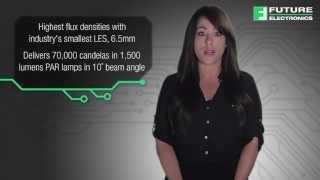 Lumileds Chip-On-Board LEDs; LUXEON CoB CrispWhite LEDs