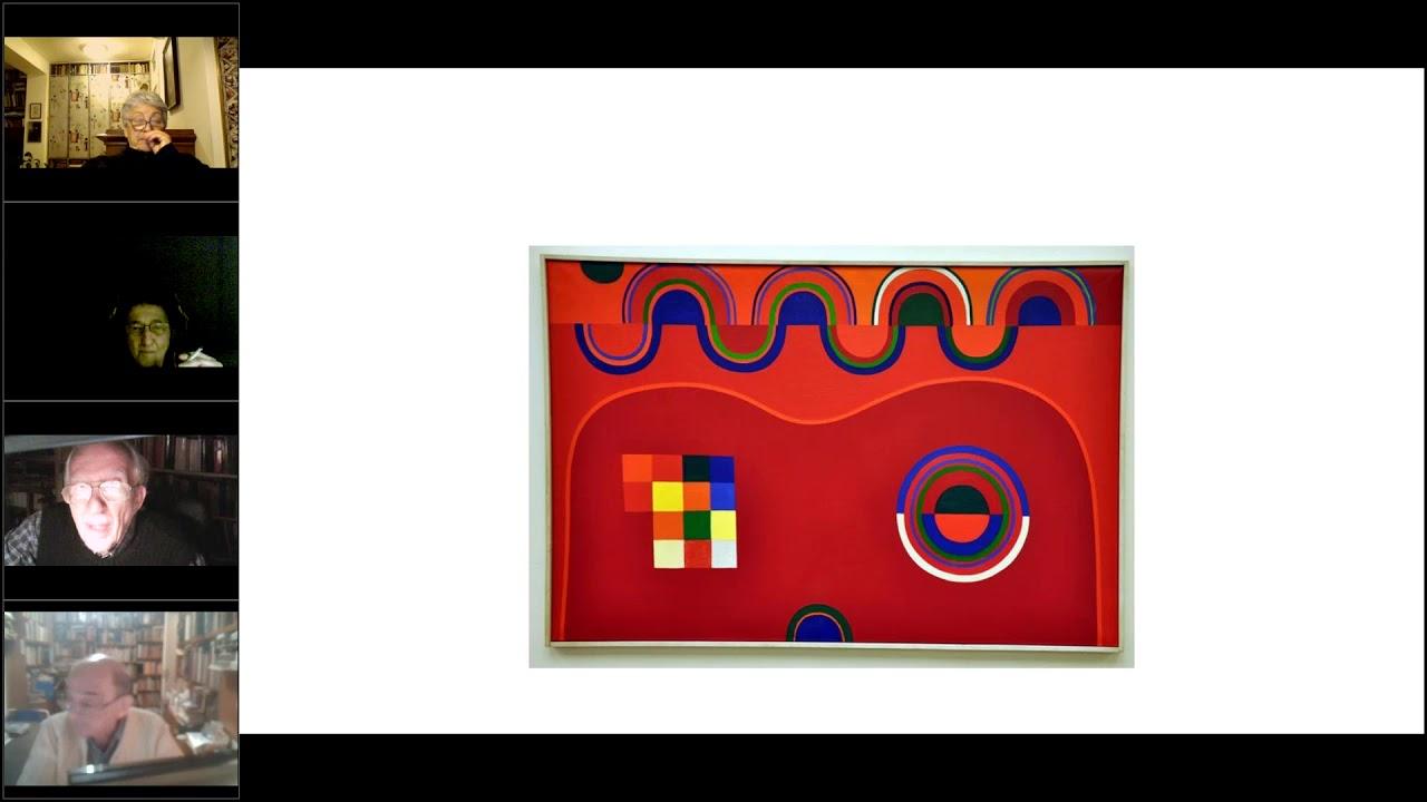A 60-as évek művészete - Keserű Ilona- Az online előadás sorozat 21. előadása