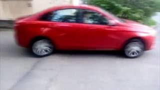 Lada Vesta Веста ремонт подвески у официального диллера.(Описание проблемы тут: https://www.youtube.com/watch?v=6BC4466wgRE Первая авария, спустя 20 дней после покупки машины: https://youtu.be/W..., 2016-07-17T20:54:54.000Z)