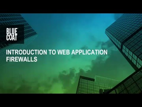 Introduction to Web Application Firewalls