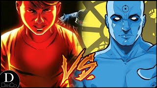 Dr. Manhattan VS Franklin Richards | BATTLE ARENA