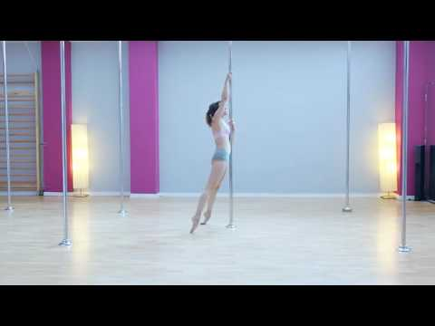 Pole Art Routine 86 - Level 4 (Emily Browning - Sweet Dreams)