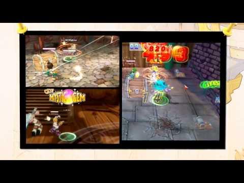 Aida Arenas Gameplay Trailer HD