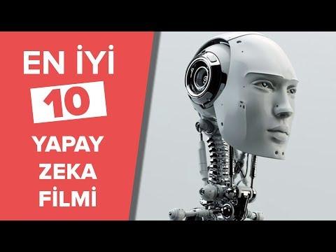 En İyi 10 Yapay Zeka Filmi